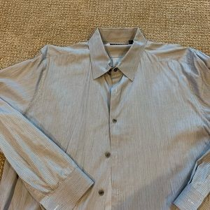 ⭐️host pick ⭐️ Theory Mens button down